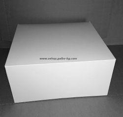 Картонена кутия за торта  28*27,5*13,5 см 25 бр.