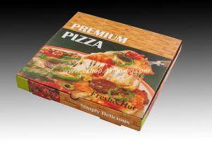 """Кутия за пица """"Премиум"""" 24*24*3,5 см"""