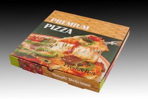 "Кутия за пица ""Премиум"" 28*28*3,5 см 100 бр"
