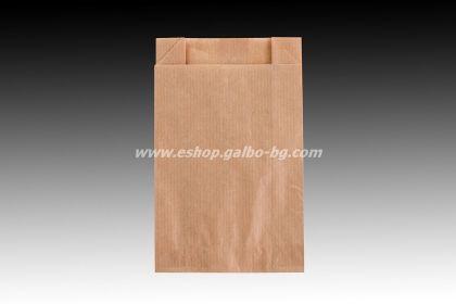 Хартиен плик 12/5/21 см кафяв крафт 1000 бр.