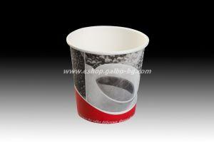 Картонена чаша 4 oz (80 мл) SMART COFFEE  50 бр