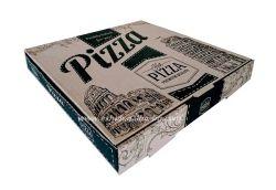 Кутия за пица ИТАЛИЯ  36*36*4 см 100 бр