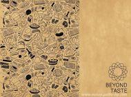 Хартиена подложка за сервиране КРАФТ 30*39 см - 500 листа